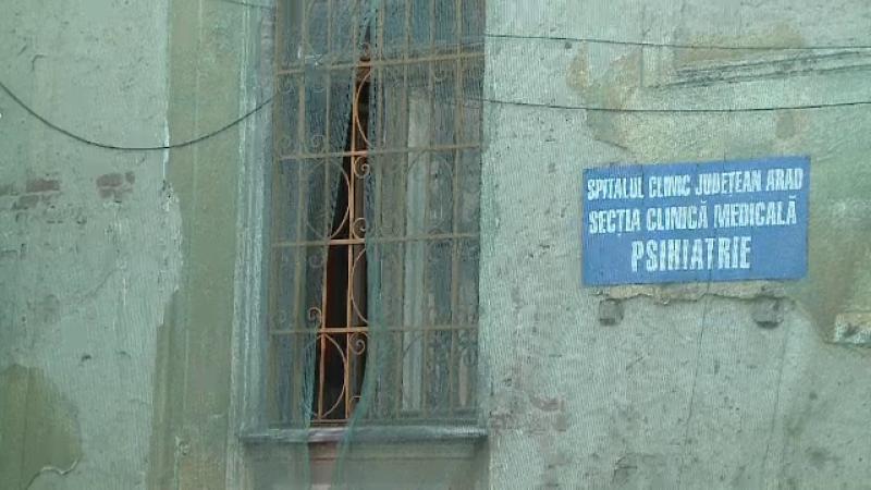 spital de psihiatrie Arad
