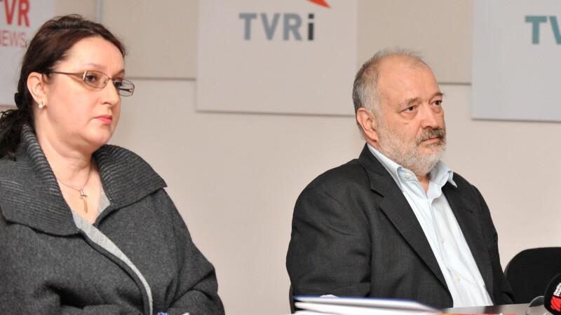 Irina Radu, Stelian Tanase - AGERPRES