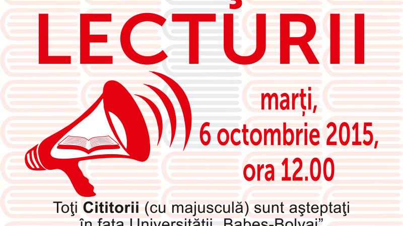 Marsul lecturii. Festivalului International de Carte Transilvania a ajuns la cea de-a III-a editie