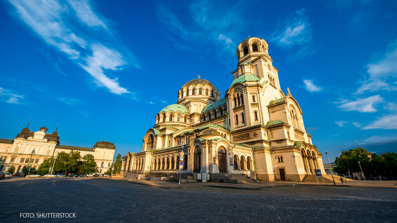 Catedrala Alexandr Nevski din Sofia