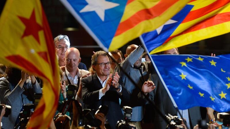 alegeri Catalonia - GETTY