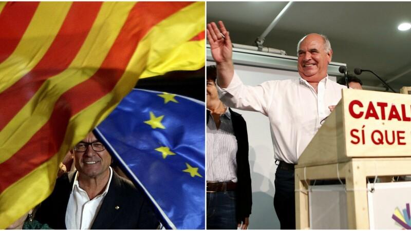 Catalonia, cover - AGERPRES
