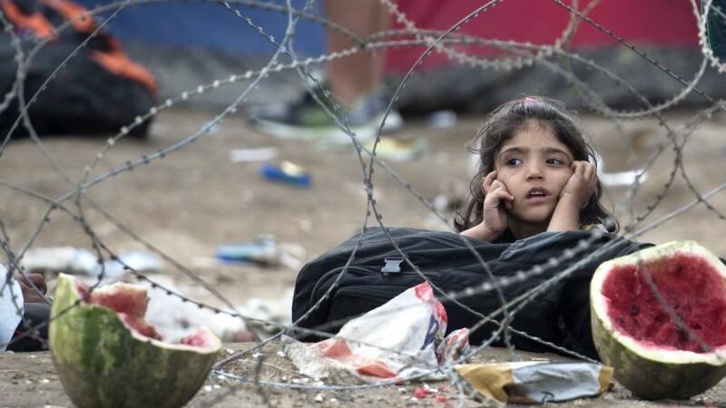 copii, refugiati
