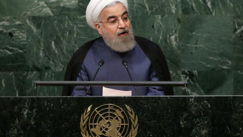 Avertismentul președintelui Rouhani către SUA: \