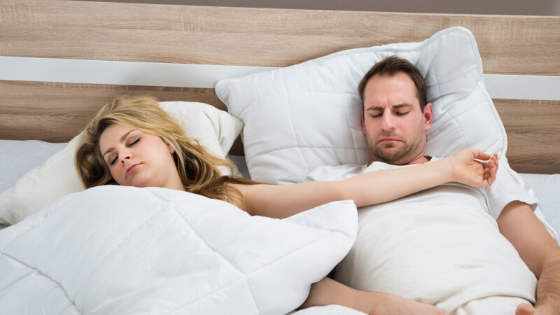 cuplu somn