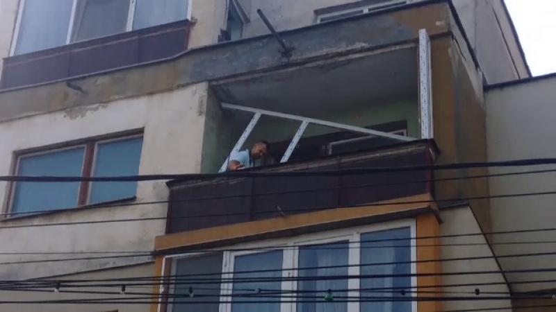 cazut de la etaj