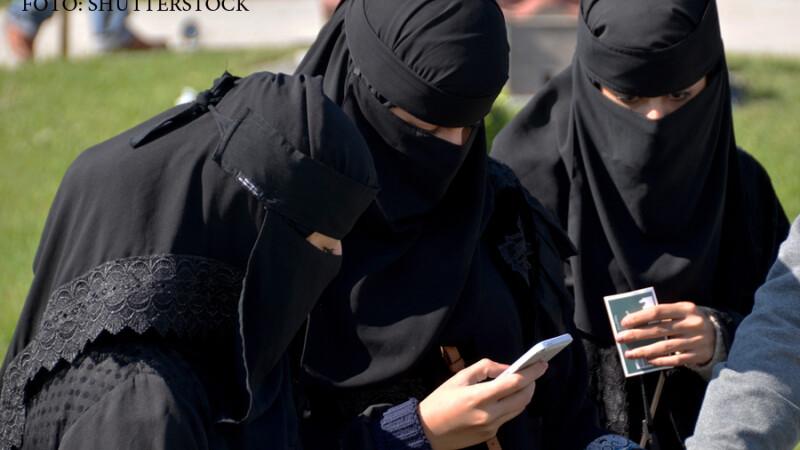 Statul Islamic ar fi inceput sa le interzica femeilor din Irak sa poarte val. Motivul invocat de jihadistii ISIS