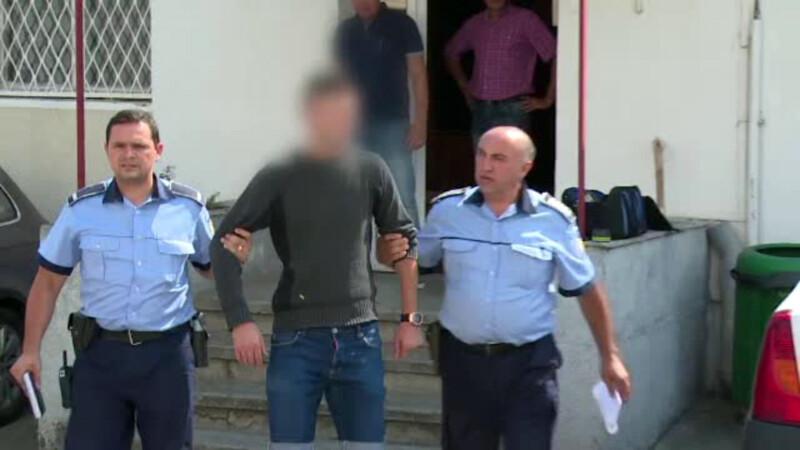 tanar sofer arestat