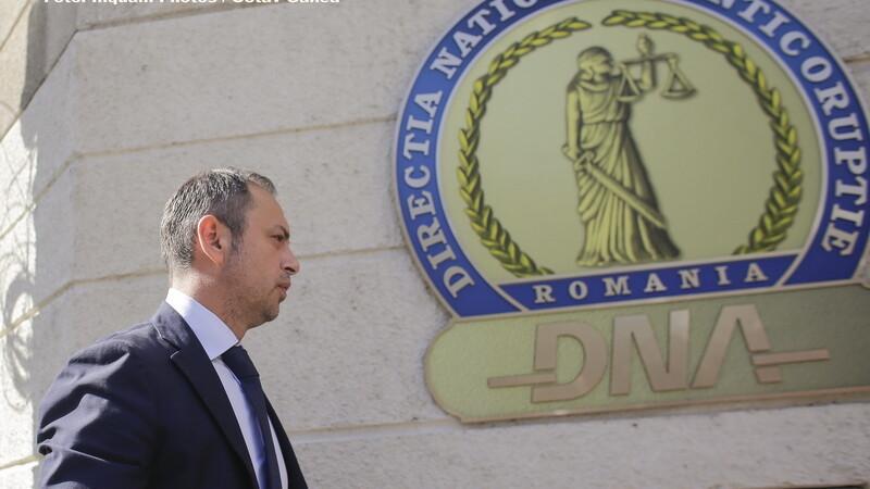 Deputatul PNL Dan Motreanu, martor cheie in dosarul lui Bogdan Olteanu. Confruntarea de miercuri de la DNA