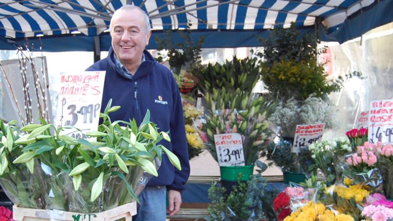 Stephen Leyland, florar Marea Britanie