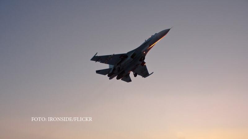 Incident deasupra Marii Negre: avion american interceptat de rusi \