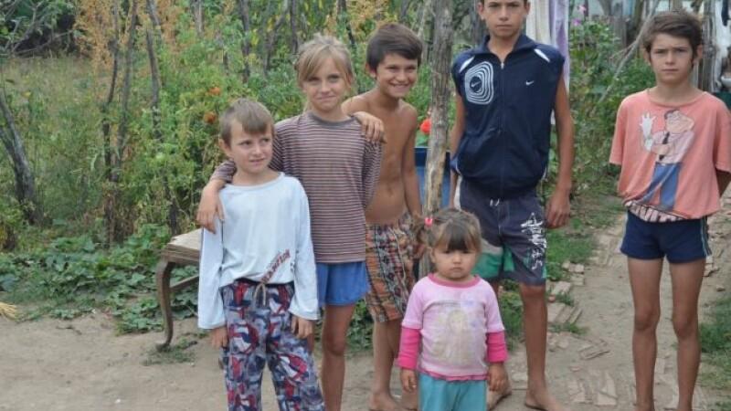 copii familiei Pandele