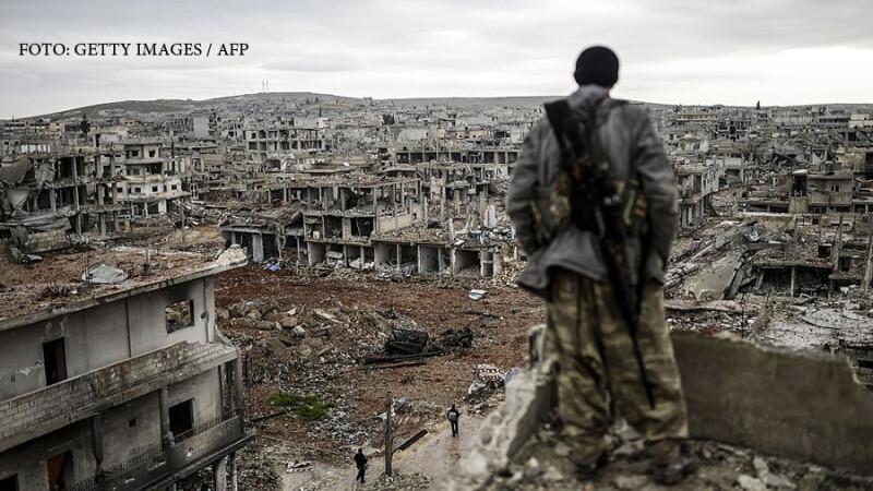oras distrus in Siria