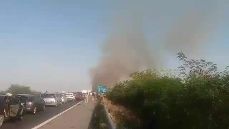 Incendiu A1