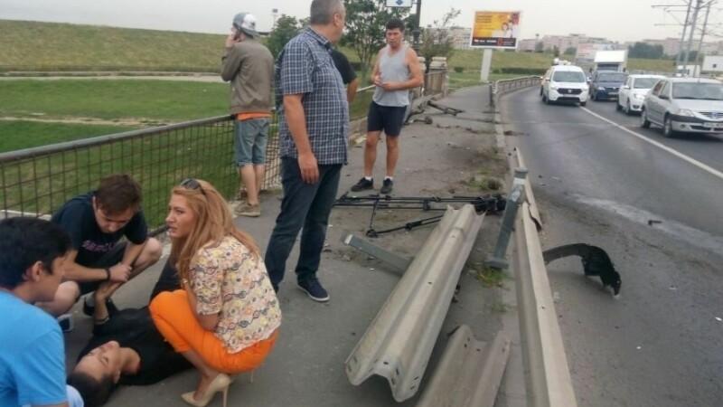 accident jurnalista Neptun TV