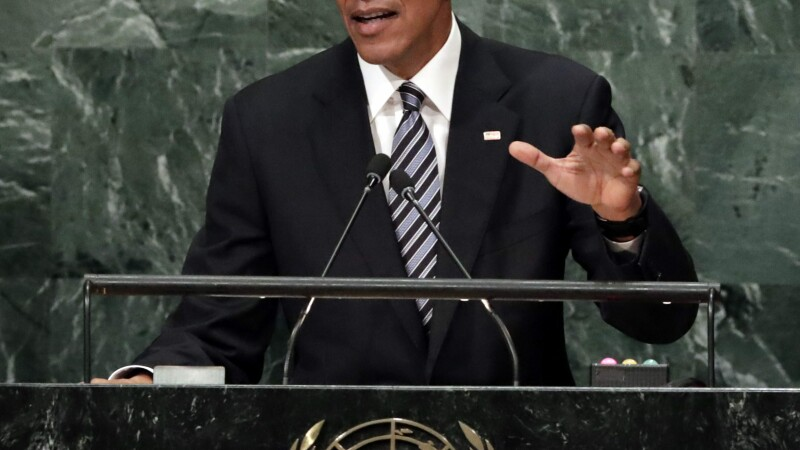 Barack Obama la ONU