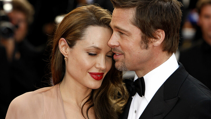 Brad Pitt, furios ca Angelina Jolie a