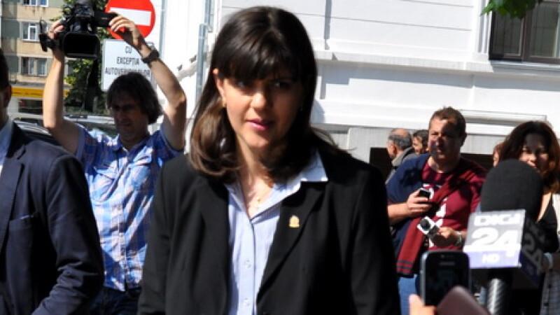 Reactia Laurei Codruta Kovesi in cazul Gabriel Oprea: