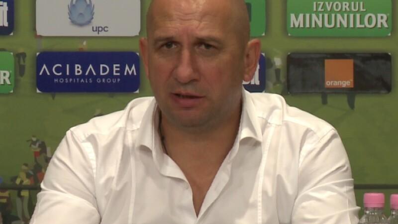 CFR Cluj si Gaz Metan Medias si-au impartit punctele dupa partida din Etapa a Zecea a Ligii Intai. Scorul final 1-1
