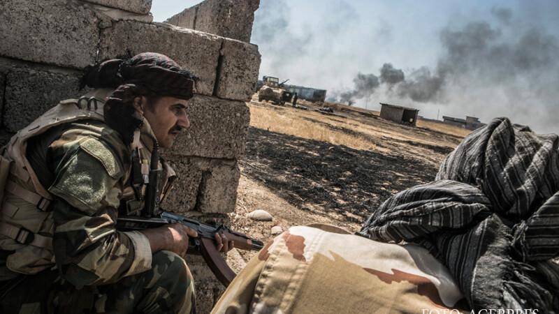 Statele Unite trimit noi trupe in Irak pentru