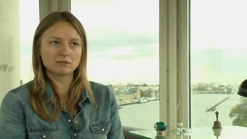 jurnalista germana