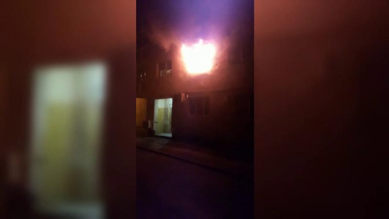 explozie incendiu bloc constanta