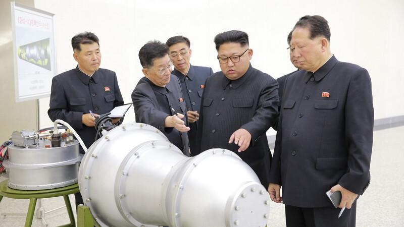 Coreea de Nord a testat