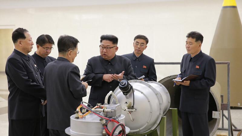 kim jong-un, bomba hidrogen - 2