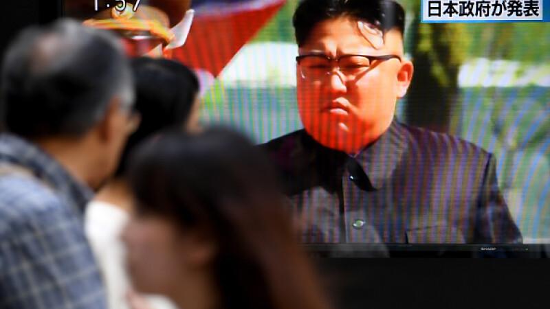 China a declanșat după testul nuclear nord coreean