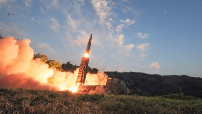 coreea de sud, atac simulat