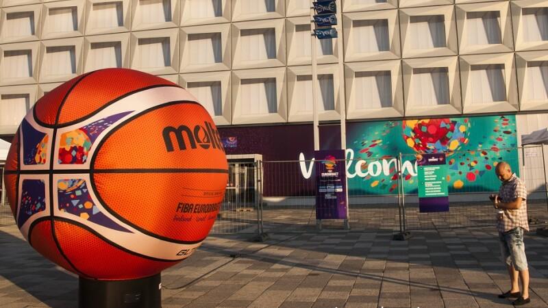A 40-a editie a Campionatului European de Baschet Masculin din 2017 (sau EuroBaschet Masculin 2017), aflata sub egida FIBA Europe.