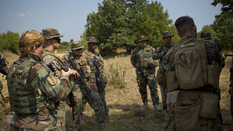 exercitiu militari americani si moldoveni