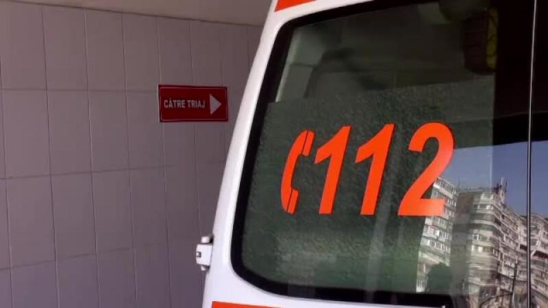 Accident grav în Hunedoara, produs de un şofer de 18 ani