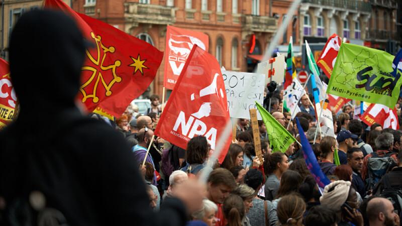 Proteste Toulouse