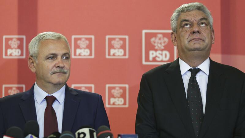 """Tudose susține că relația cu Dragnea are unele """"derapaje"""". Șeful PSD îl contrazice"""