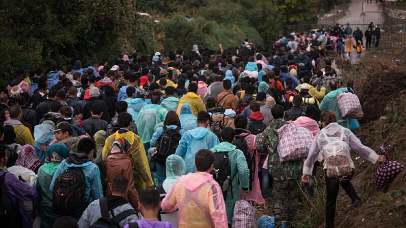 migranti, refugiati