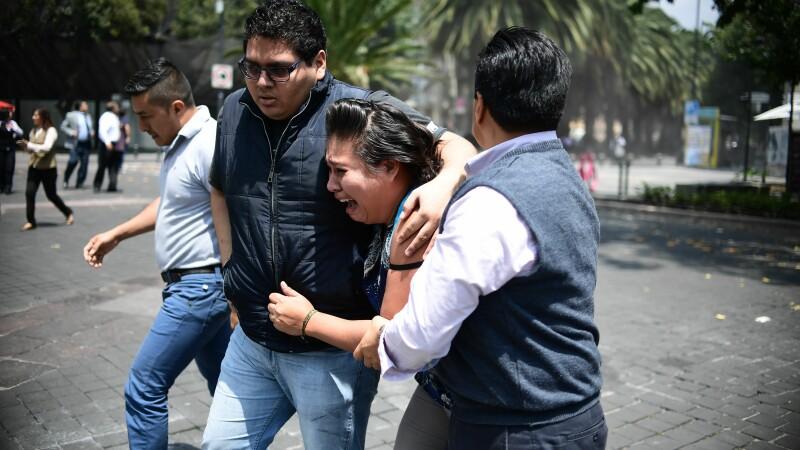 Cutremur cu magnitudinea 7,1, în Mexic. Cel puţin 119 oameni au murit