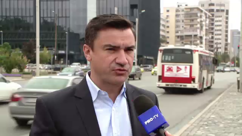 """Mihai Chirica, despre mitingul PSD de la Iaşi: PSD este ca """"un căţel în călduri"""""""