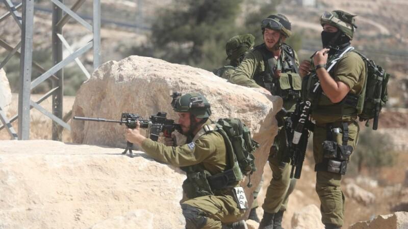 Soldati israeieni