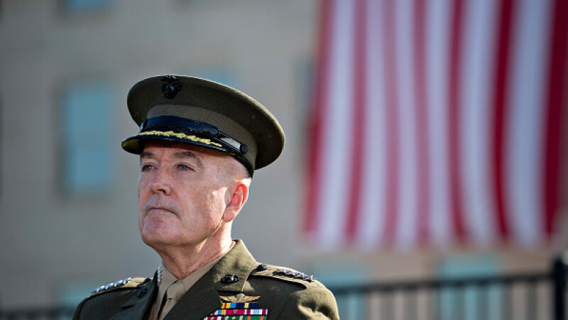 Generalul Joseph Dunford