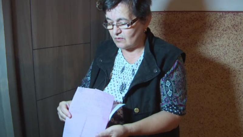 Pensionară din Târgu Jiu, amendată după ce s-a apucat să renoveze pe banii ei scara blocului