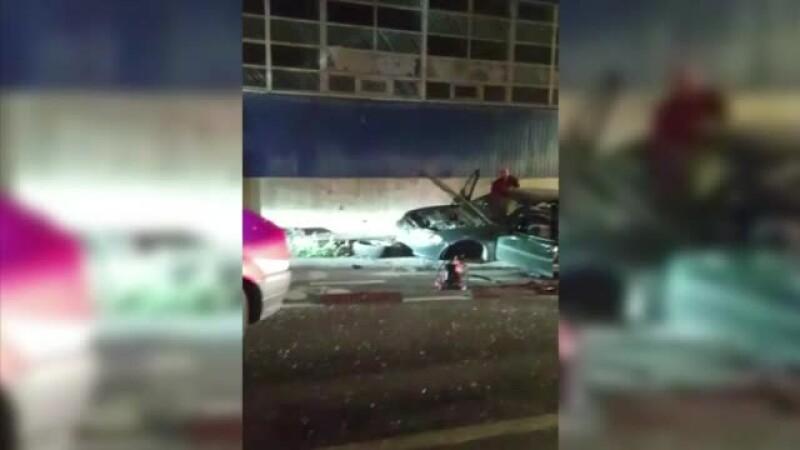 accident masini Galati