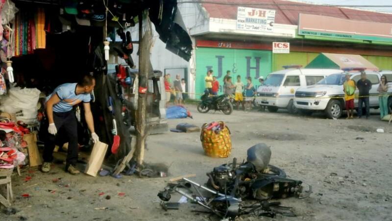 Un om a murit, iar alți 15 au fost răniți într-o explozie la o cafenea în Filipine