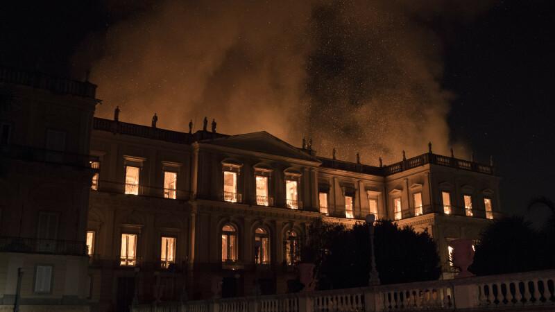 Muzeul Național al Braziliei