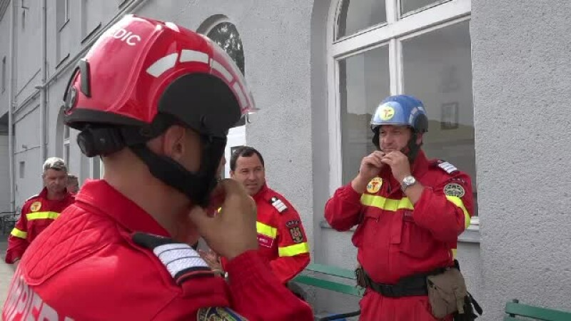 Explozie la o școală din Mureş. Două persoane au fost rănite, iar 70 au fost evacuate