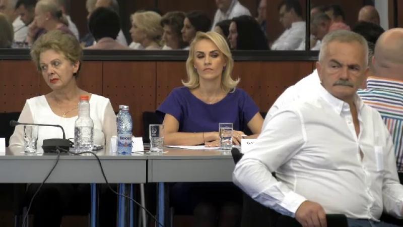 Reacția unor membri PSD după acuzațiile dure lansate de Firea la adresa lui Dragnea