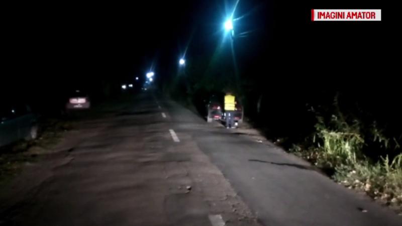 Bărbatul ucis de tren în Vrancea cunoștea victima pe care o lovise cu mașina. Concluziile polițiștilor