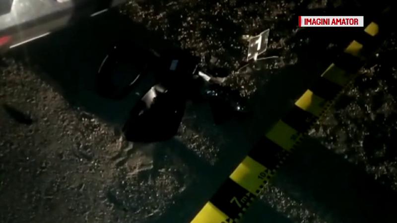 Un om de afaceri din Vrancea l-a lovit pe finul său cu mașina, apoi s-a sinucis de teamă. Ipotezele poliției