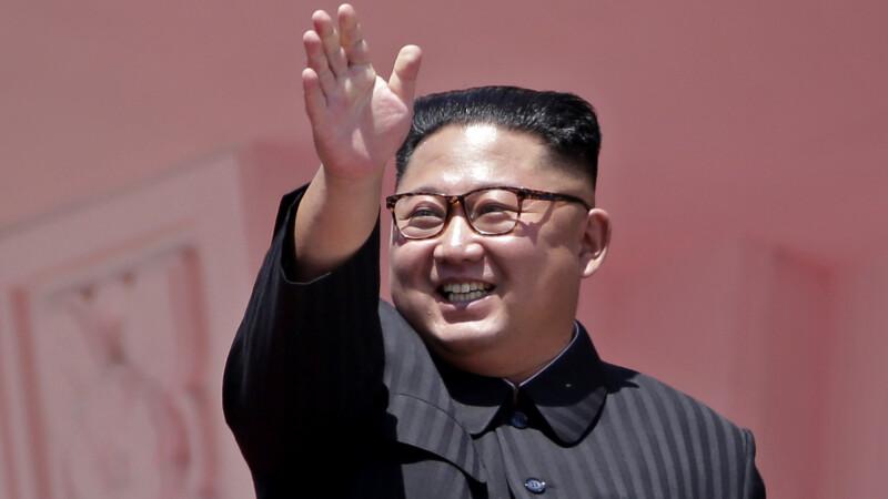 Kim Jong-un l-a invitat pe papa Francisc la Phenian