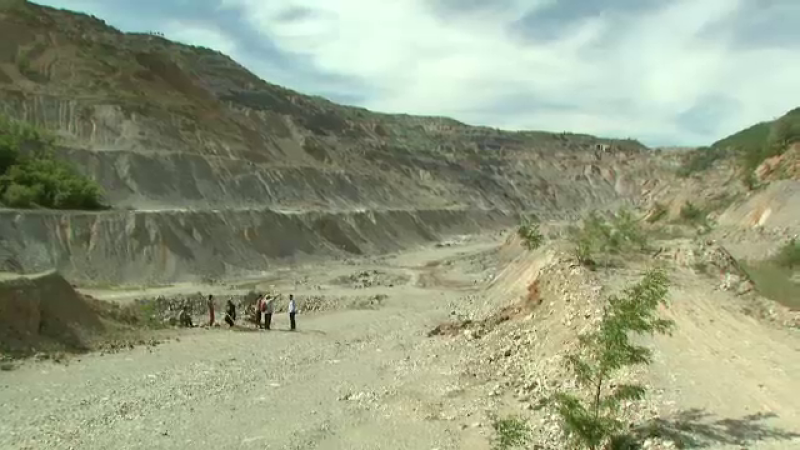 Exploatare miniera